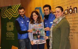Ildefonso Cózar, Marina Bravo, Jesús Casillas y Mayte Domínguez